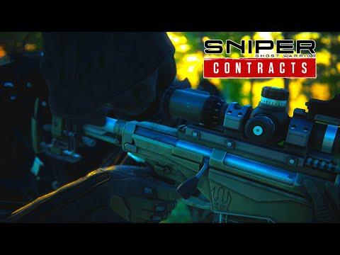 Sniper Ghost Warrior Contracts - Beketov Valley - Eliminate Agvan G. Dorzhiev & Sasha Petroshenko
