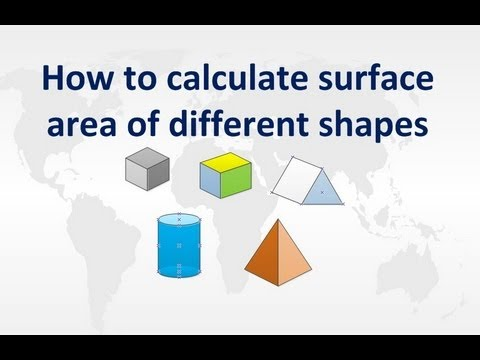 how to calculate area of shapes pdf