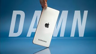 Apple Just Made Samsung Really Happy.