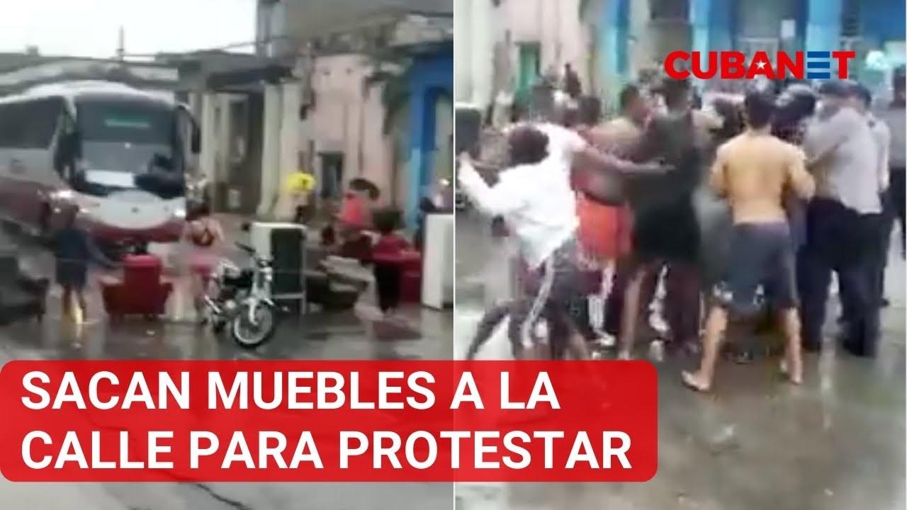 'No tenemos miedo': Cubanos salen a las calles a protestar contra el ...