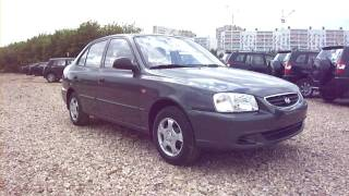 2011 Hyundai Accent. Start Up, Engine, And In Depth Tour.