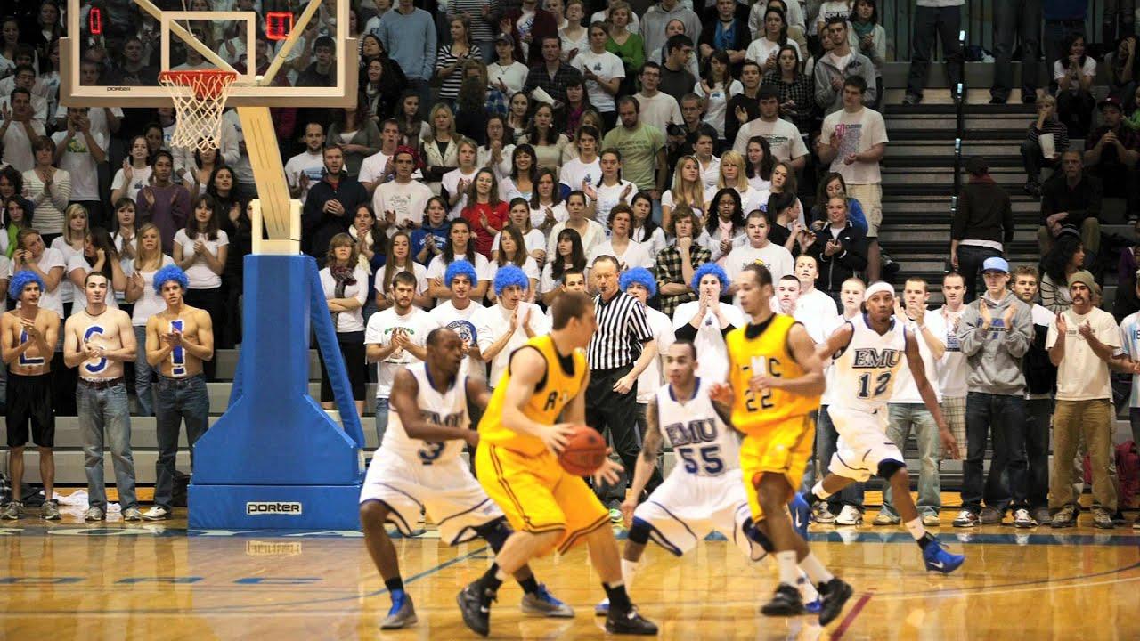 Men's Basketball at Eastern Mennonite University - YouTube