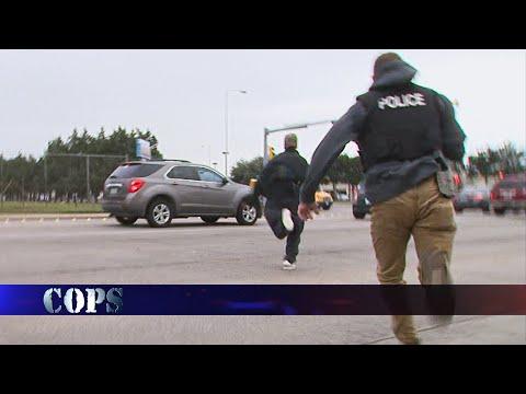Not Sew Fast, Detective Bryan Dubois, COPS TV SHOW