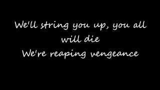 Iced Earth Resistance HQ Lyrics