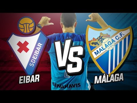 SD Eibar vs Málaga CF (1-1)   Jornada 20 Liga Santander 2017/18   Post-Partido