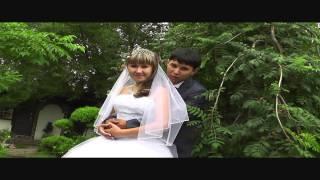 андрей и наташа, свадьба в Абакане