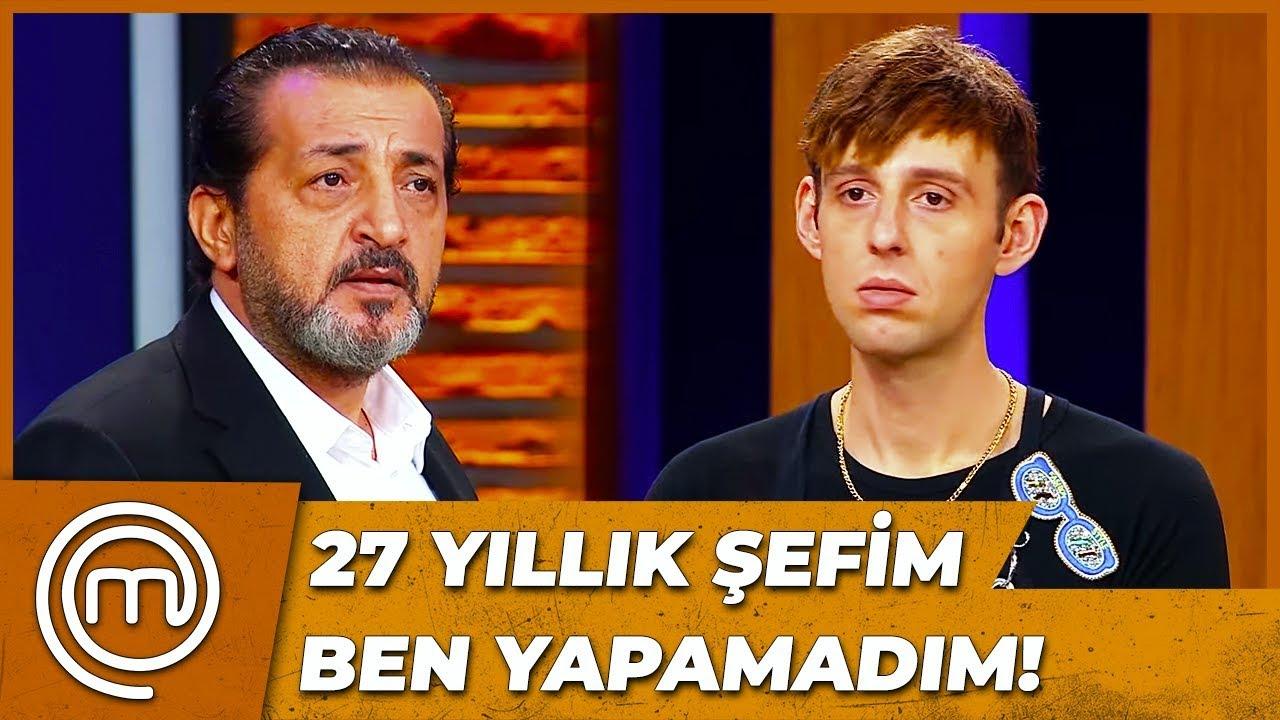 Rıfat, Mehmet Şef'e Zor Anlar Yaşattı | MasterChef Türkiye 51.Bölüm
