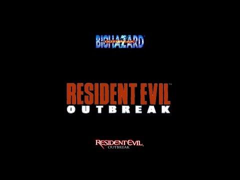 Resident Evil Outbreak HD cutscenes