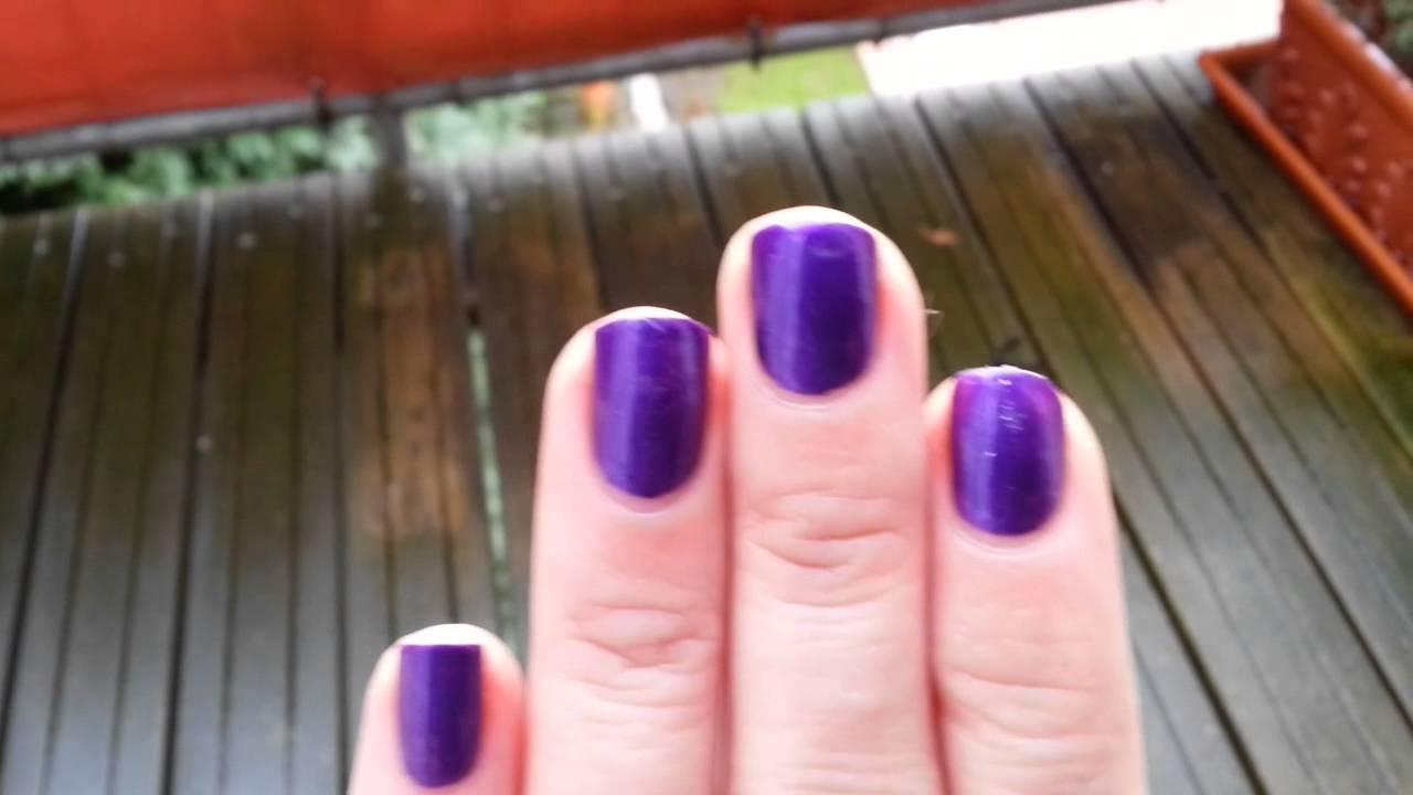 a-england Nagellack Avalon nail polish.mp4 - YouTube