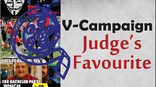 Juxtapose 2014 V-Campaign Judge