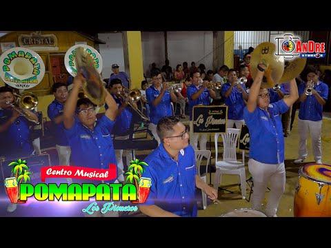 CENTRO MUSICAL POMAPATA 2020 ▶ MIX HUAYNOS / Aniversario SOMOS PURA BANDA