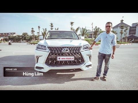 Lái thử bản Super Sport của Lexus LX570 giá 10 tỷ đồng  XEHAY.VN 