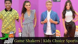 Game Shakers | Photos Kids Choice Sports 2017 Nickelodeon