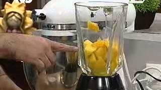 Receta Para Preparar Mousse De Mango