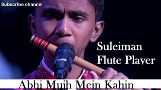 Abhi Mujh Mein Kahin world best fluent player suleiman IGT 2016 winner HD