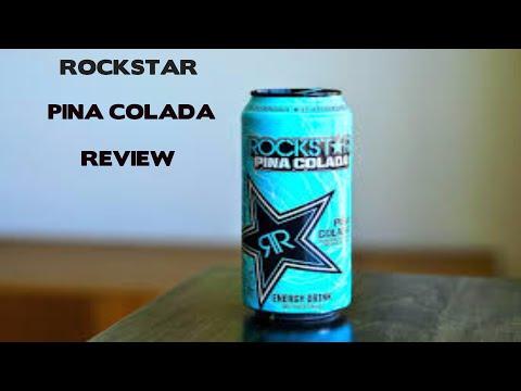 ROCKSTAR: Pina Colada Review