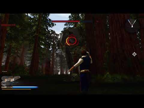 Battle of Endor (testing 2018 Graphics Mod) - Star Wars Battlefront 2 Classic |
