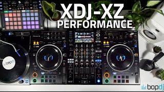 Pioneer XDJ-XZ   Performance   Bop DJ