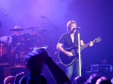 Bon Jovi - Someday I'll Be Saturday Night LIVE - Las Vegas, NV