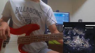 Perfect Detonator - sleepmakeswaves / Bass Cover by Gabriel Yam