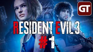 Thumbnail für das Resident Evil 3 REmake - Horror-Action so genial wie Resi 2? Let's Play
