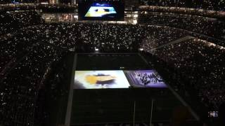 US Bank Stadium Minnesota Orchestra Tribute to Prince