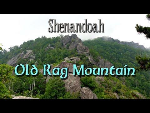 OLD RAG MOUNTAIN Hike – Shenandoah National Park (GoPro)