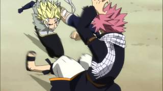 Fairy Tail vs Sabertooth AMV-World So Cold