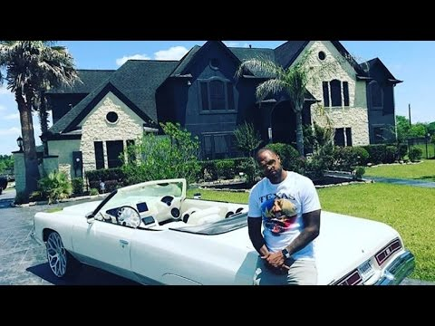 Slim Thug finishes renovating his mansion in Texas