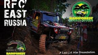 RFC rainforest challenge 2016 Russia EAST RUSSIA USSURIYSK Offroad JImny Размаслай Бездорожье