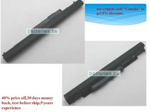 HP 807957-001, HS04, 807956-001, HS03, HSTNN-LB6V laptop battery
