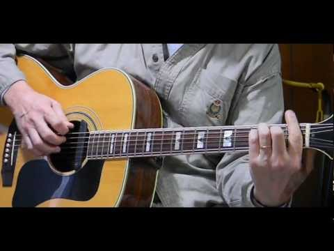 How to Play Hey Good Looking - Hank Williams Sr - Old Country Songs - C52