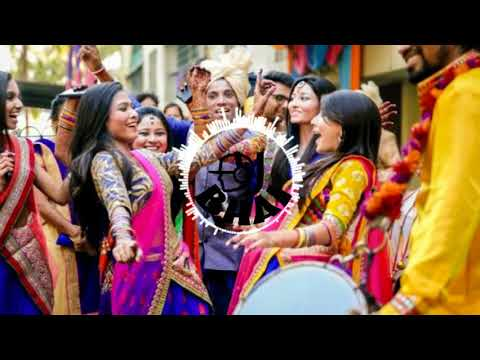 Aaj Mere Yaar Ki Shaadi Hai DJ Heavy Bass Dhol Remix | Wedding Dance Song DJ Mix