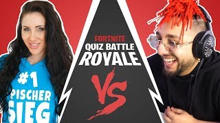Succulent Gnu AGAINST Danergy | Fortnite Quiz Battle Royale #05