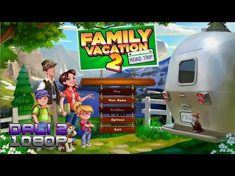 Family Vacation 2: Road Trip PC Gameplay FullHD 1080p