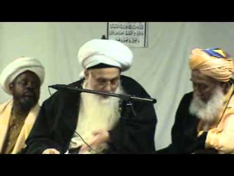 102408 Chicago MSH Mawlanas story Kissing the Threshold of Prophet joined