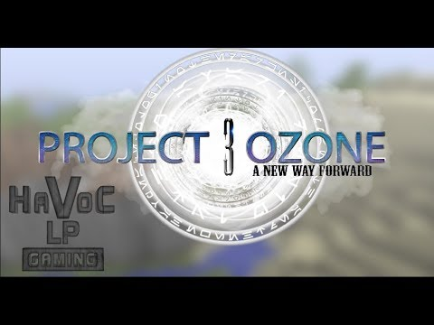 Project Ozone 3 - Part 5 - Starting Agricraft | FunnyCat TV