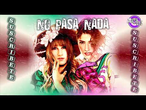 HA-ASH - NO PASA NADA (Lyric Video)