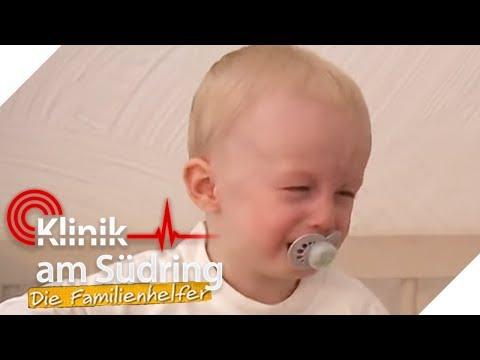 'Emil muss weg!' Wieso hasst Ben seinen Bruder?   Klinik am Südring - Die Familienhelfer   SAT.1 TV