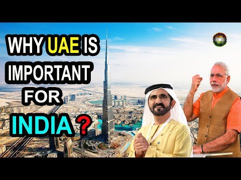 United Arab Emirates के लिए INDIA इतना ख़ास क्यों है?why uae is important for india?ASHISH NAYAK