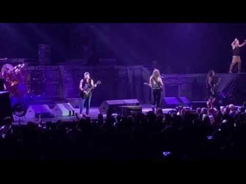 Iron Maiden - Fear Of The Dark - Hollywood Casino Amphitheatre - St. Louis, MO - 7/12/17
