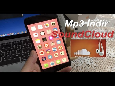 IPhone Kestirmeler SoundCloud Mp3 İndir ( Müzik İndir ) App Download