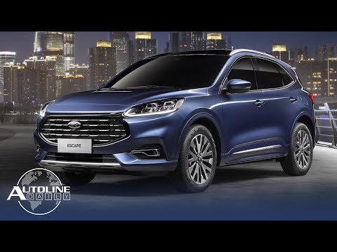 Ford Giving Its China Operations More Autonomy - Autoline Daily 2567