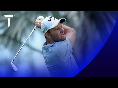 Maximilian Kieffer shoots opening 63 to grab share of lead | 2021 Gran Canaria Lopesan Open
