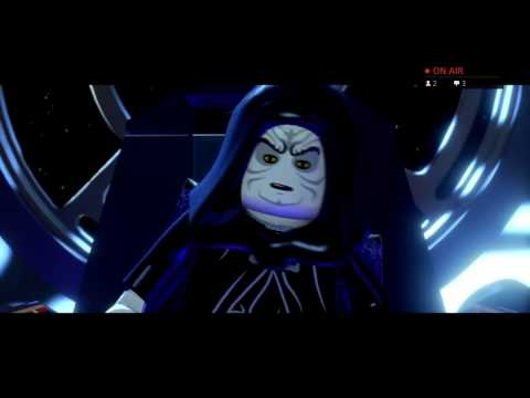 Lego Star Wars force awakens episode one prologue and level one