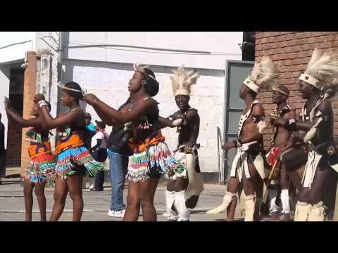 Zambia traditional dance