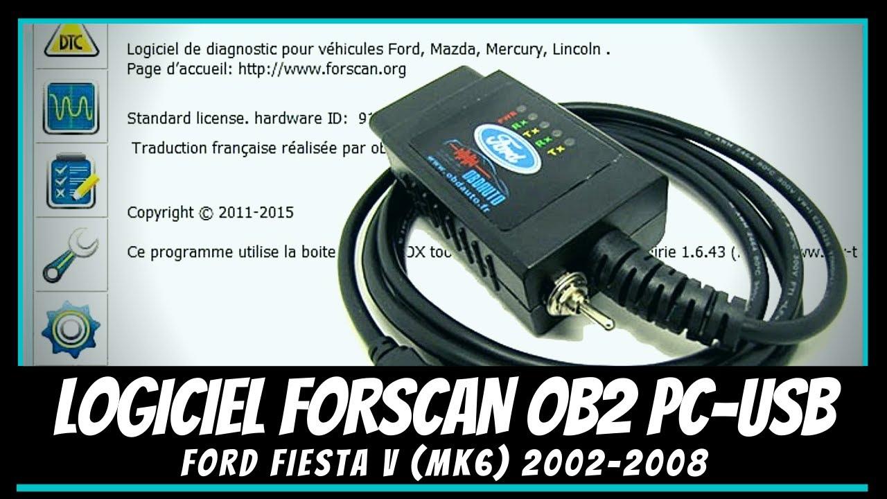 FORScan OBD2 USB 🚦💻