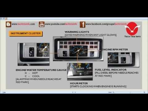 JCB Electrical Explained  YouTube