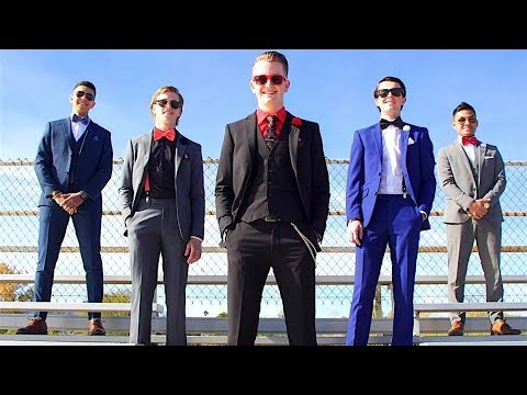 Prom Suit & Tuxedo Trends 2019