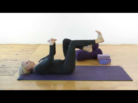 Therapeutic Yoga for the back